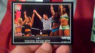 WWE trading card collection Part two