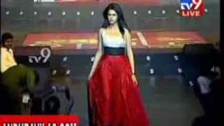 Ramcharan -Allu Arjuna Ramp Walk at South Scope Style Awards 2009