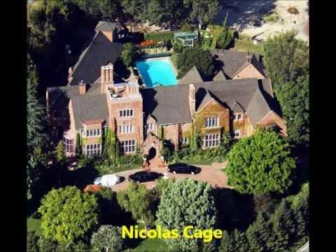 Casa dos ricos e famosos - Rich and famous's houses ... Al Pacino Scarface