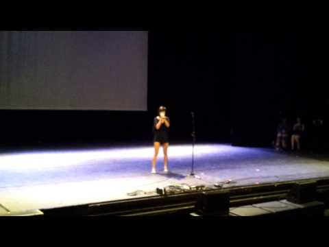 Oslo International Culture Evening 2014_Mexico Song