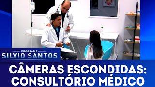 Consultório Médico   Câmeras Escondidas (16/09/18)