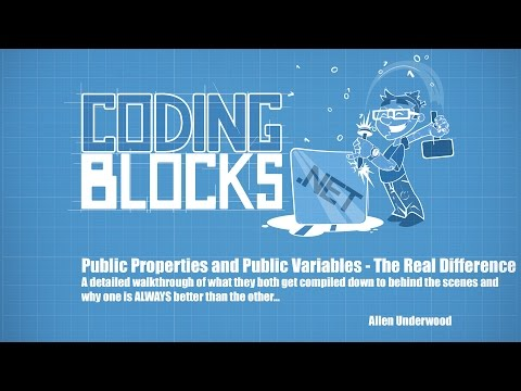 Public Variable vs Public Property - Clean Code the Right Way