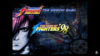 The King Of Fighters Collection Orochi Saga - Wii