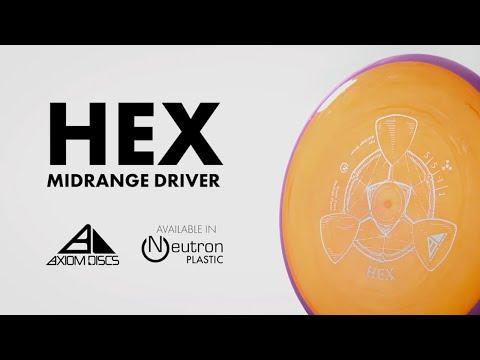Axiom Discs - Neutron Hex