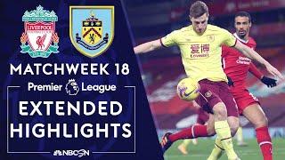 🔴 Watch Online Liverpool v. Burnley PREMIER LEAGUE HIGHLIGHTS 1212021 NBC Sports