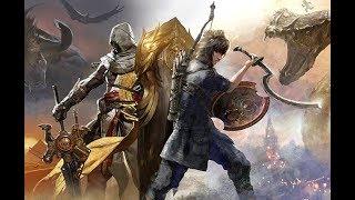 Zagrajmy w Assassins Creed Origins #21 Dar od bogów \kozacki miecz Gameplay