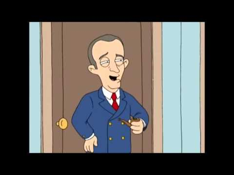 bing crosby parenting family guy