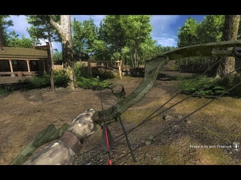 The Hunter Pc Gameplay Bow Hunting Youtube