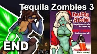 Tequila Zombies 3 - Jaqueline #5 | FINAL BOSS + Ending!