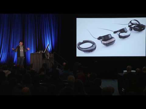 GDC 2017 Windows Holographic Rendering  One SDK to Target VR and AR Ecosystems