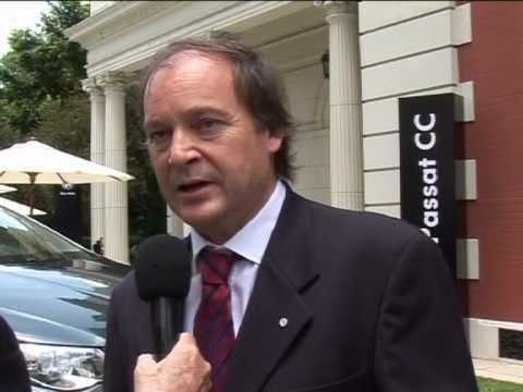 Ronnie Frost - Director Asuntos Externos de Volkswagen Argentina