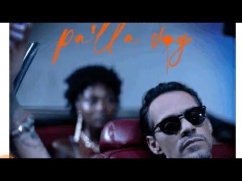 Marc Anthony - Pa' Allá Voy (Nuevo Sencillo)