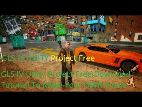 GLS IV (R-User Games) || Project Remade By Game On Budget || Tutorial #2 thumbnail