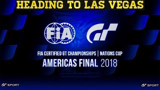 GT Sport - Heading To Las Vegas For The Americas Final