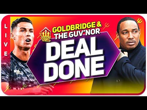 RONALDO Transfer Glazer's Fault! Paul Ince Man Utd Transfer News