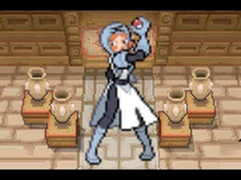 Pokemon White Walkthrough 34 - Relic Castle