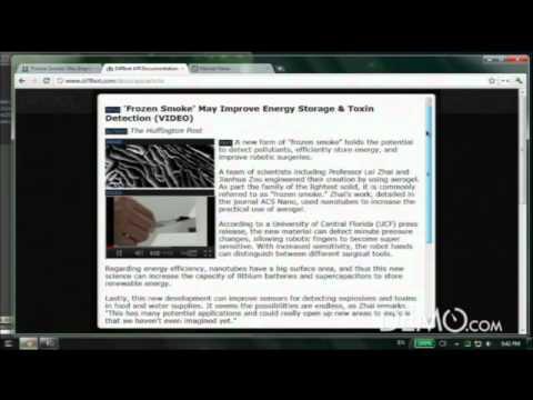 Diffbot (@diffbot) presents Live at DEMO Enterprise Disruption 2012