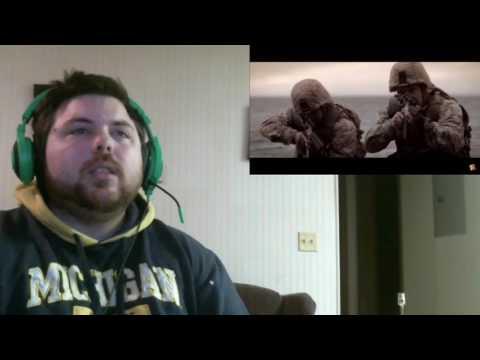Man Down Trailer Reaction