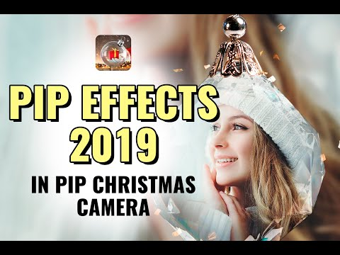 PiP Christmas Camera New Year photo frame 2019 - Apps on Google