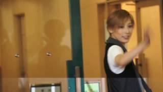 水美舞斗 Bow Singing Workshop お稽古 2016年8月7日 プチッとジェンヌ ...