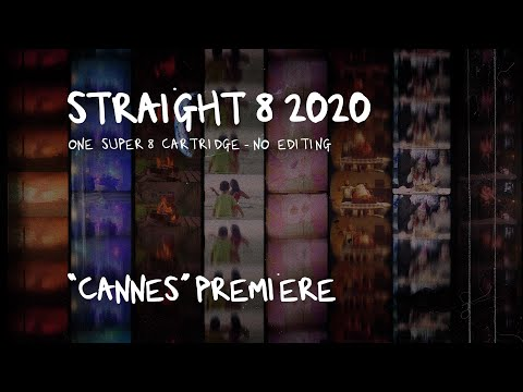 straight 8 2020 'cannes' premiere