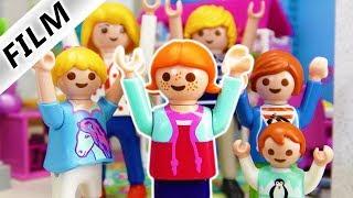 Playmobil Film Deutsch - 4. KIND BEI FAMILIE VOGEL? NEUE SCHWESTER FÜR JULIAN, HANNAH, EMMA?