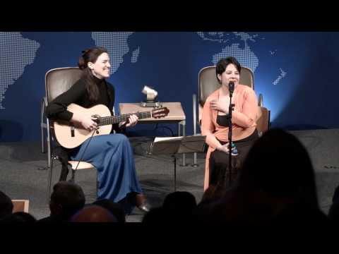 Music by Claudia Ávila & Vittoria Pagani