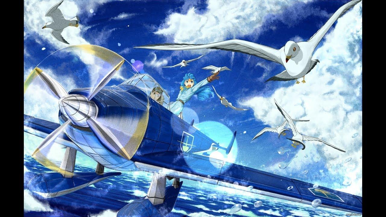 Seiko Niizuma Toki No Tsubasa Princess And The Pilot