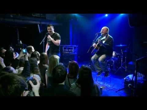 LUKAS PLÖCHL feat. HARRY AHAMER - Freiheit (live unplugged @ B72, Wien)