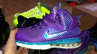 Cheap Lebron James Shoes Free Shipping,China Wholesale Cheap Nike Lebron X and Kobe VIII Show