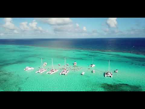 Grand Cayman From Above