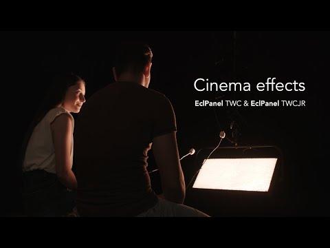 Cinema Effects - EclPanel TWC & EclPanel TWCJr by PROLIGHTS