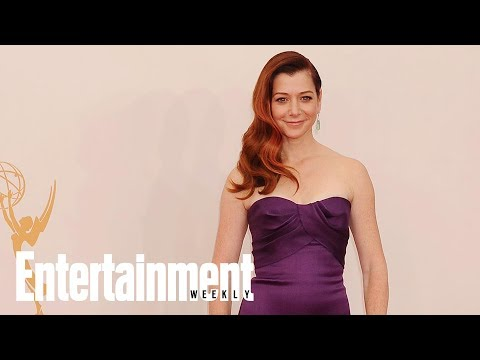 Alyson Hannigan Cast As The Mom In 'Kim Possible' Movie | News Flash | Entertainment Weekly