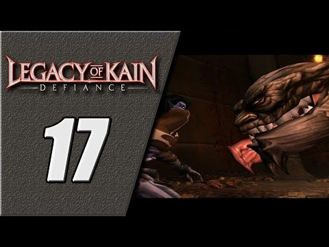 Let's Play Legacy of Kain: Defiance | 17 | Avernus Cathedral (Chapter 10 - Raziel)
