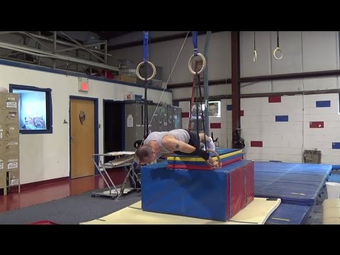 MALTESE TUTORIAL - HOW TO LEARN A MALTESE - Gymnastics Bodyweight Fitness Calisthenics