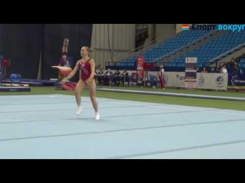 Anastasia Sidorova 2016 Voronin Cup FX