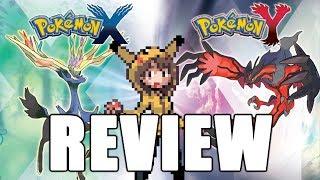 Pokémon X & Y Game Review (Nintendo 3DS) - Tamashii Hiroka