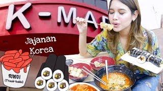 Download Video MUKBANG JAJANAN KOREA DI K-MART !! ~Lanjut Shooting TVC😍 MP3 3GP MP4