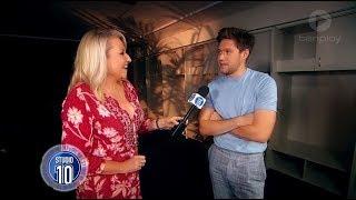 Niall Horan Reveals Pre-Show Rituals & Talks New Music & More | Studio 10