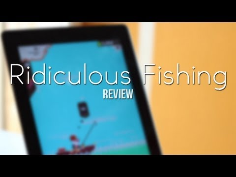 Ridiculous Fishing - Review