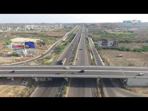 Hyderabad Outer Ring Road 4k Full HD - hybiz