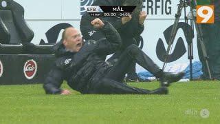 Esbjerg fB redder sig i Superligaen 2014/2015