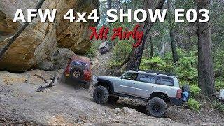 AFW 4x4 Show @ Mt Airly - E03