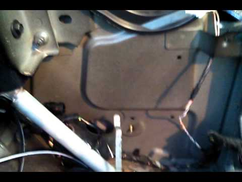 2005 sebring convertible rear window regulator
