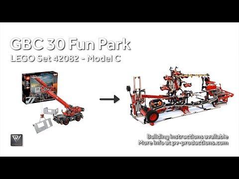 GBC 30 Fun Park - 42082 Building Instructions