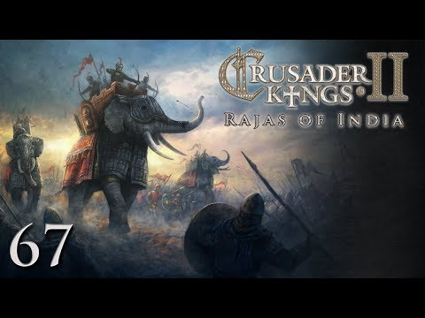 "Let's Play ""CKII: Rajas of India""! Part 067 - Outside my Control"