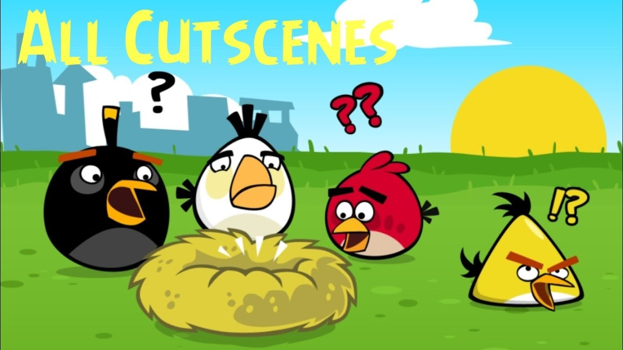 Angry Birds: All Cutscenes