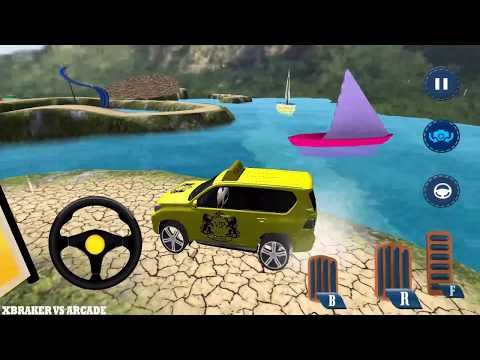 Off Road Taxi SImulator | Mountain View Crazy Taxi Car - Android GamePlay For Kids HD