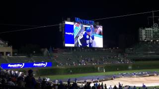 Blackhawks win Game 5 as seen from Wrigley Field