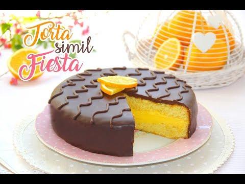TORTA SIMIL FIESTA ARANCIA E CIOCCOLATO 🍊🍫| Chocolate and orange cake